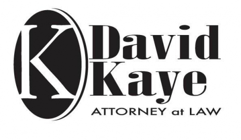 Lawyer David T. Kaye law office logo
